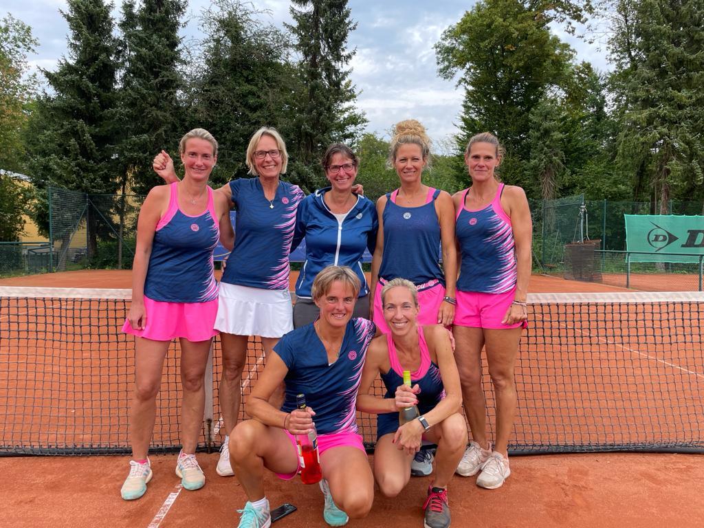 Damen 40-Abstiegsrunde